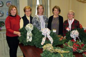 FOM Wreaths 2015