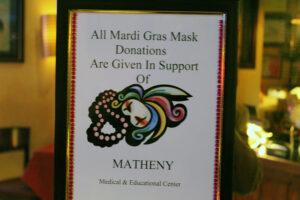 mardi gras 16 matheny sign