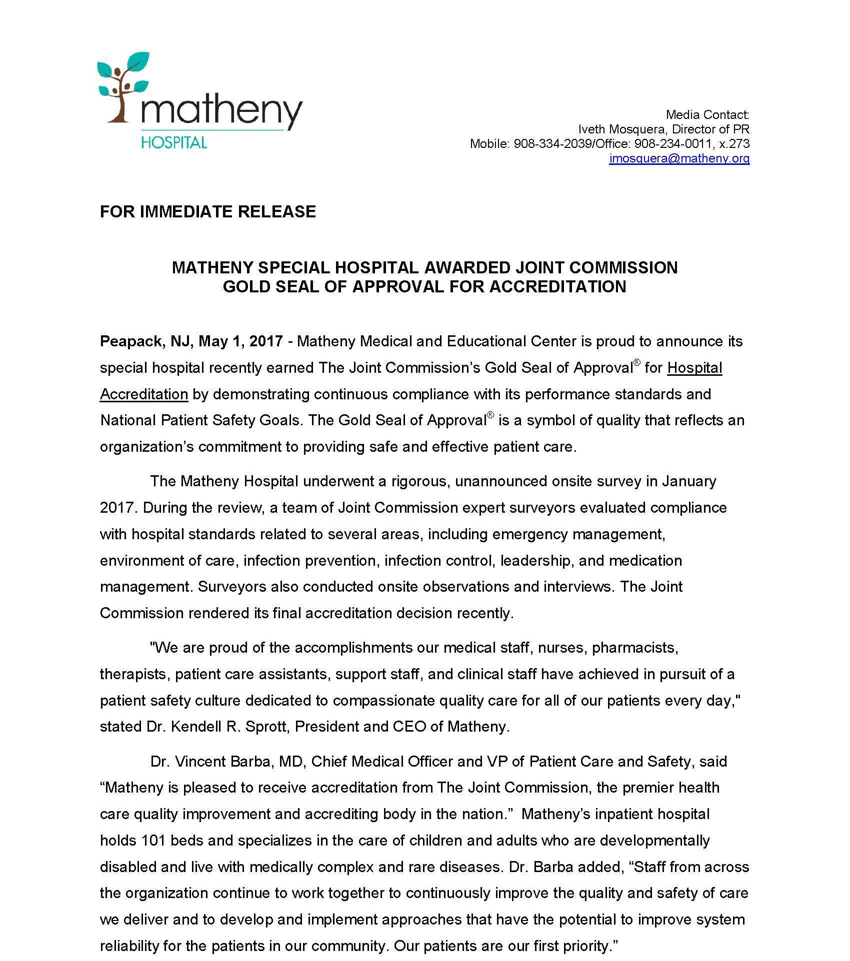 Matheny JC News Release 2017_Page_1 cropped