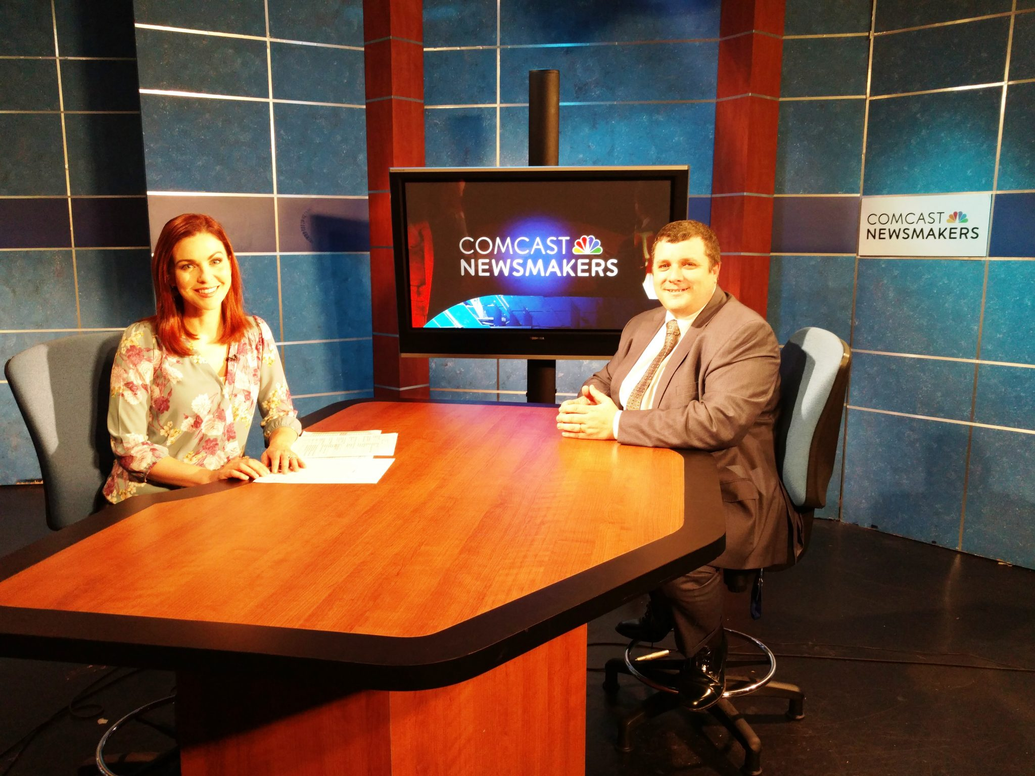 Comcast Newsmakers 2